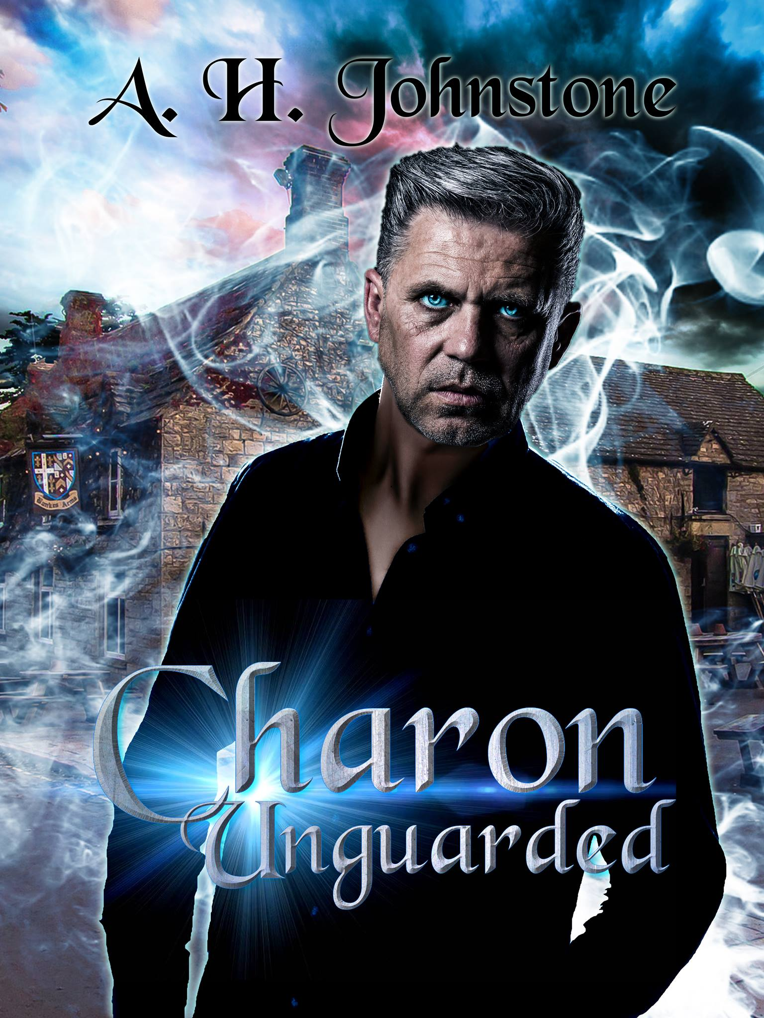 Charon Unguarded | First Edition
